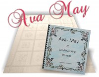 Ava May Candlewicking Book