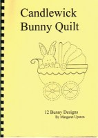 Candlewick Bunny Quilt Book