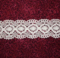 Lace B08 70mm - CREAM