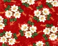 Mc Coys F3734-26 Red Flowers